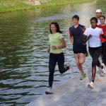身体放松走跑结合8个技巧让长跑更容易