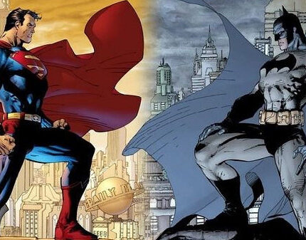蝙蝠侠与超人:举世闻名的最佳拍档
