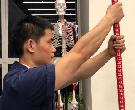 体态矫正–拉伸治疗(肩周炎-冻结肩)