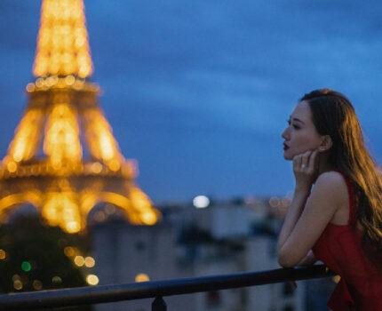 新人群访   世上城市千千万万,他们独爱巴黎