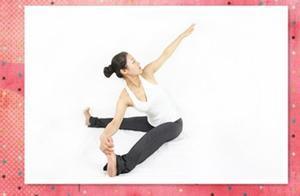 适合寒冬的7个暖身瑜伽动作,提前熟透
