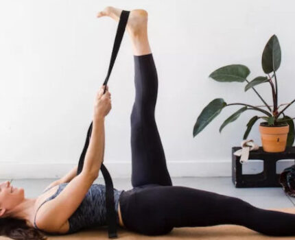 久坐后腰酸背疼,7个瑜伽体式缓解