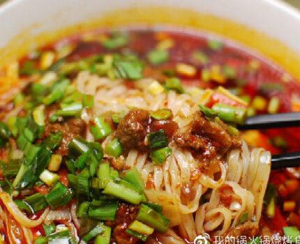 陕西的面食文化从每天一碗面开始