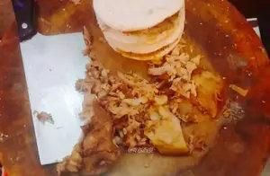 泾阳美食——老朱家肉夹馍