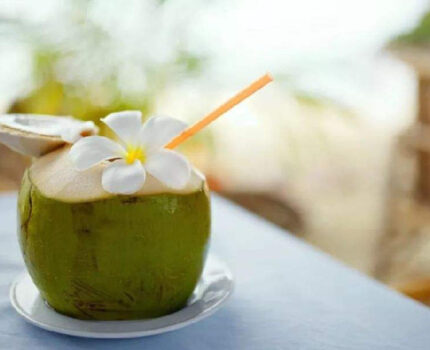 天然健康饮料——椰子水